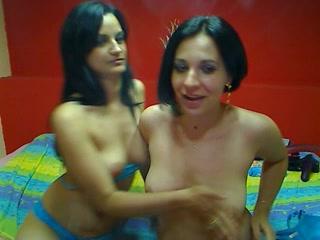 hot lesbians live on cam
